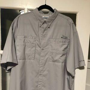 Men's PFG short sleeve shirt